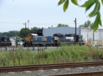 CSX 1128 & NS 5223
